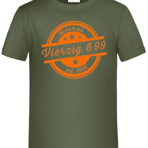 "Kids T-Shirt ""Vierzig699 Stempel"""